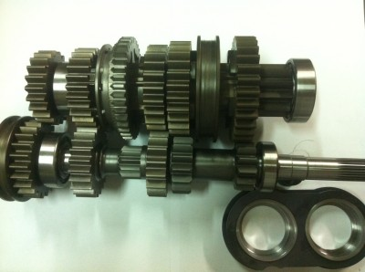 Renault Clio, Megane  (JC5 KIT) +LSD Diff, flanges and driveshafts